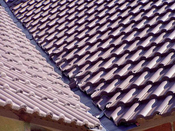 Chyby šikmej strechy