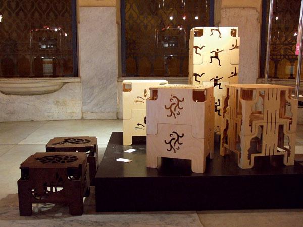 Z návštevy výstavy nábytku a dizajnu Furmex 2010