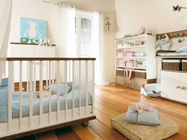 Zariaďovanie detskej izby