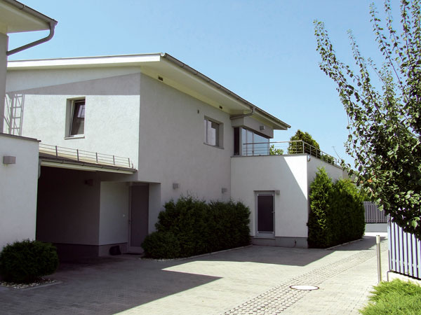 Dom v bratislavskom Prievoze