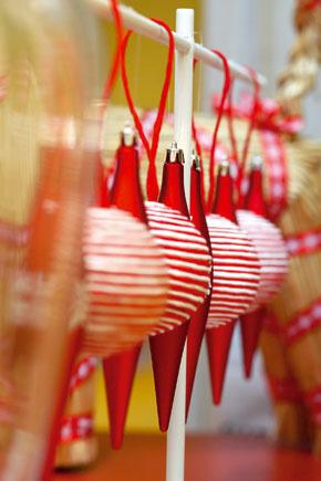 vianočne ozdoby, Ikea