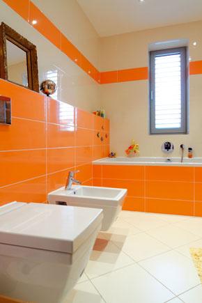Kúpeľňa vedľa detskej spálne