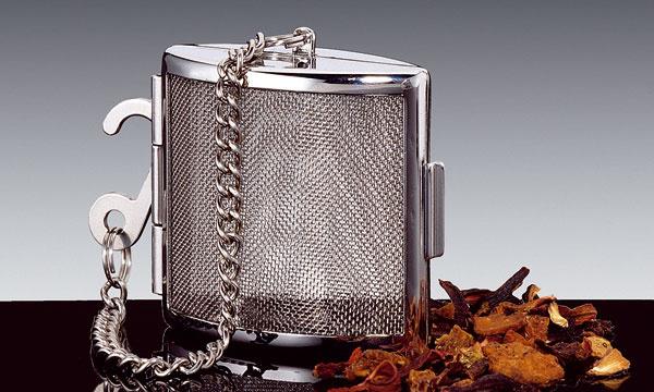 Sitko na čaj Japan od firmy Küchenprofi z nehrdzavejúcej ocele, Galan
