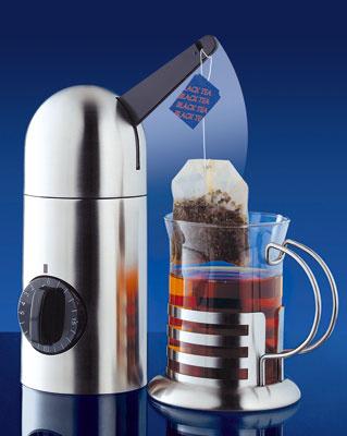 Tea Boy od firmy Küchenprofi je prístroj z antikora, Galan