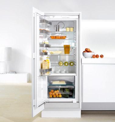 Chladnička Miele K 9557 iD-1 s tlmičom zatvárania dvier SoftClose. Cena 1 214 €.