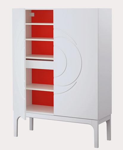 príborník SJÖVIK, 160 × 118 × 42 cm, 349 €, predáva IKEA