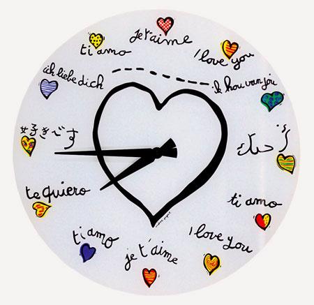 hodiny Loving You od firmy Nextime, 51,35 €, predáva Galan