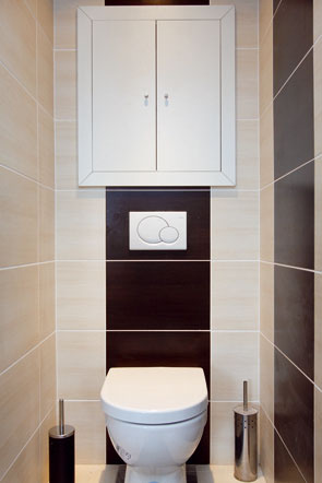 Moderné WC