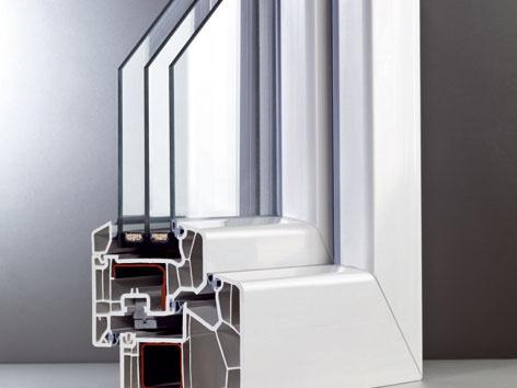 Okno pre nízkoenergetické domy