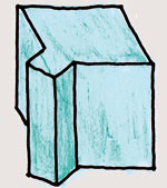 kresby: Vladimír Institoris  B