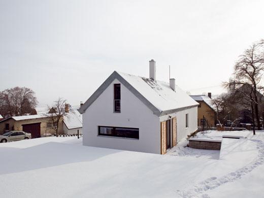 Moderná chata s historickým duchom