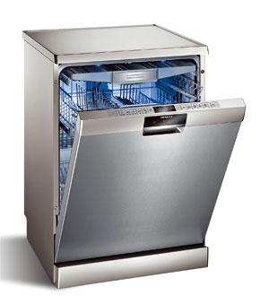 Umývačka riadu Siemens SN 26T898EU speedMatic je svetový šampión v úspore energie.