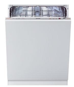 Umývačka riadu Gorenje GV 63324 XV s kapacitou 13 súprav riadu.