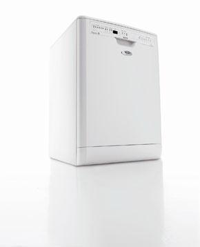 Umývačka riadu Whirlpool ADP 6993 ECO GG so 6. zmyslom.  Cena 499 €.