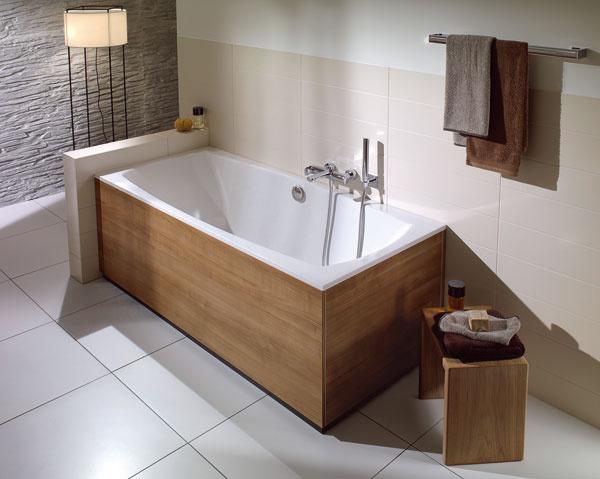 Súčasné možnosti na stvárnenie a zariadenie kúpeľne sú veľmi veľké.