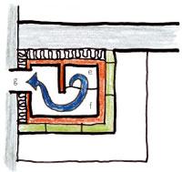 kresby : Ing. arch. Vladimír Institoris