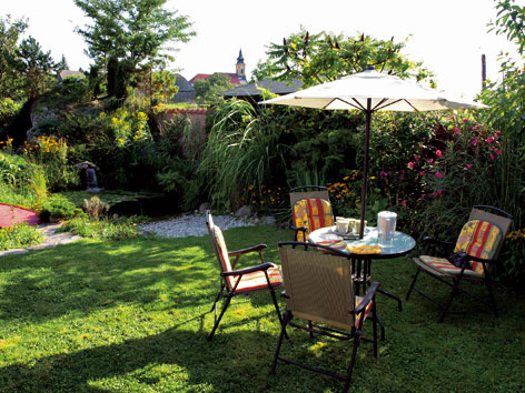 Urobte si v záhrade vodný prvok