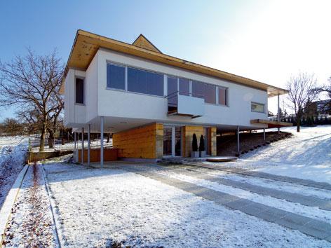Dom s výhľadom až na tatranské končiare