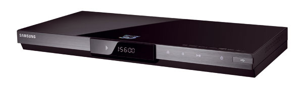 3D Blu-ray prehrávač Samsung BD-C6800 – vysoký výkon vkombinácii sprecíznym dizajnom.