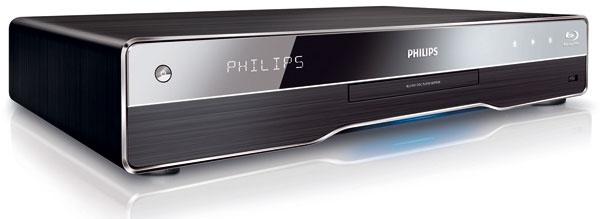 Prehrávač diskov Philips Blu-ray BDP9500 živý, čistý obraz sdetailným zvukom.