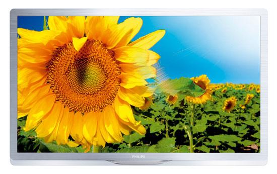 LED TV Philips Econova 42PFL6805 najekologickejší európsky LED TV so solárne napájaným diaľkovým ovládačom (nie je potrebné vymieňať avyhadzovať batérie).