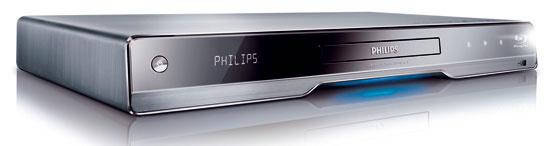 Philips Blu-ray BDP7500 scertifikátom ekologického produktu – nižšia spotreba energie vpohotovostnom režime. Odporúčaná cena 269 €.