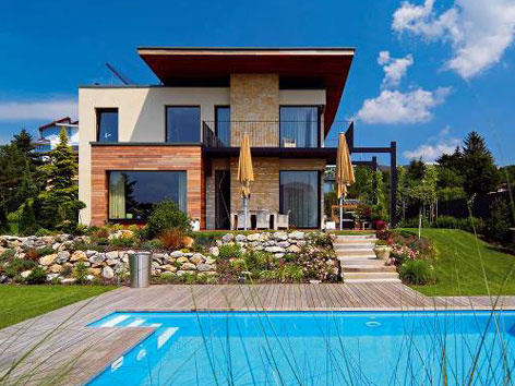Dom s príchuťou rieky