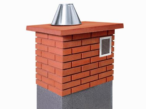 Bezpečný komín pre vaše bývanie