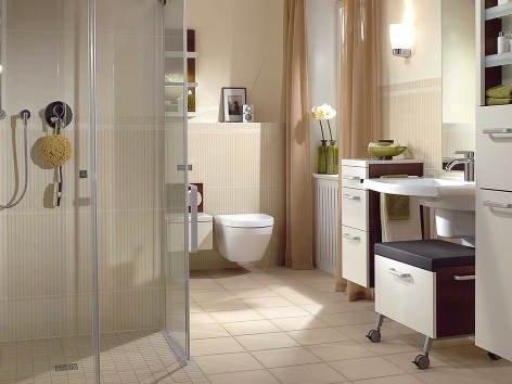 Úklady kúpeľňového ukladania