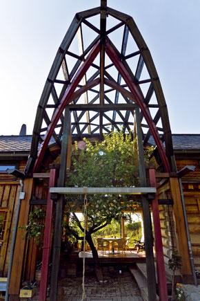 Dom rodiny architekta Ivana Jarinu