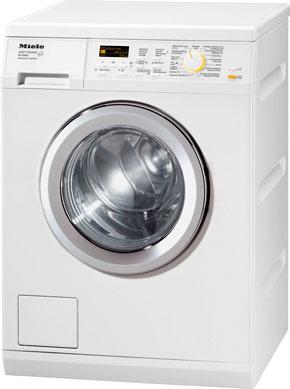 Automatická práčka Miele W 5965 WPS spatentovaným voštinovým bubnom až na 8 kg bielizne sextrémne nízkou spotrebou energie – až o40 % nižšou ako trieda A.