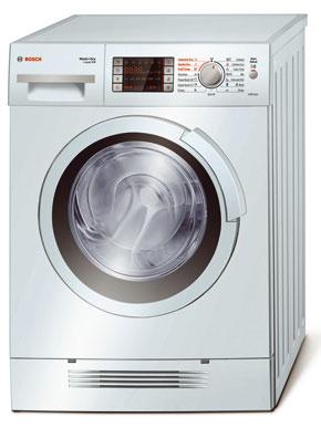 Kombinovaná práčka so sušičkou Bosch WVH 28420EU.