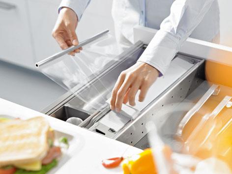 5 potešení vkuchynských zásuvkách