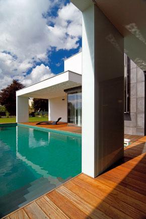 Dobrý architekt svojím návrhom spoľahlivo odlíši jeden dom spomedzimnohých.