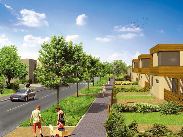 Napríklad nová obytná zóna Mladé Čunovo vkatastri bratislavskej mestskej časti Čunovo by mala byť výbornou lokalitou pre ľudí, ktorí radi trávia svoj voľný čas aktívne