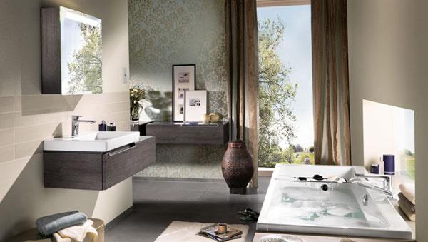 Svetové a štýlové kúpeľne