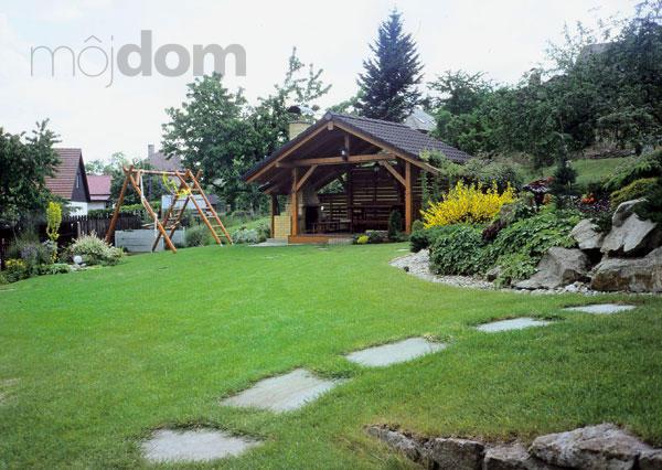 Zahrada pre celu rodinu