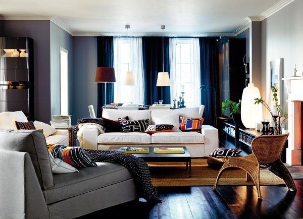 Pri preberaní nového bytu si prezrite najmä foto: IKEA