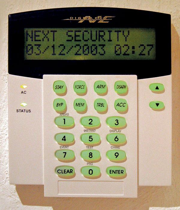 Elektronický strážca