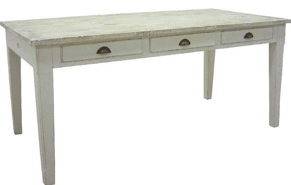Jedálenský stôl Stewart Island so zásuvkami od firmy Riviera Maison,