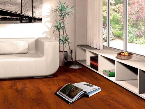 Čo potrebujú drevené a laminátové podlahy