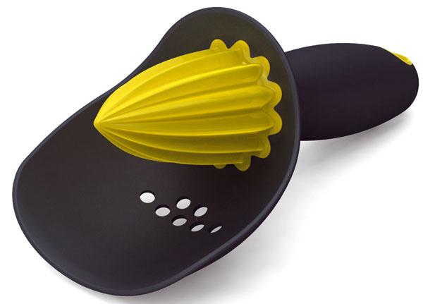 Odšťavovač na citrusy, 10,50 €, www.crazy-design-invivo.sk
