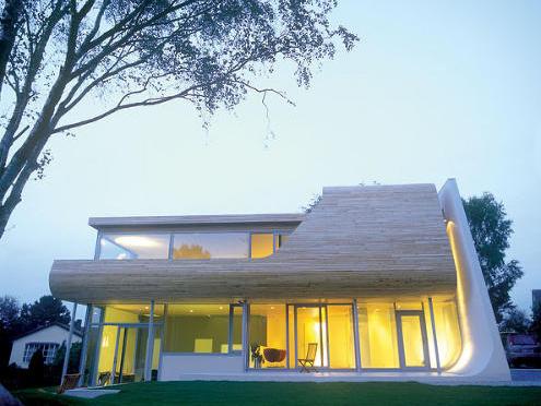 Vila prirodzená ako strom