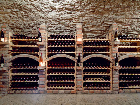Návšteva vínnej pivnice v Modre