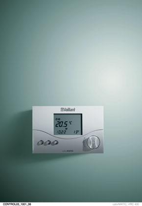 izb.regulator calorMATIC-VRC 400