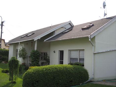Kompletné riešenie pre šikmú strechu