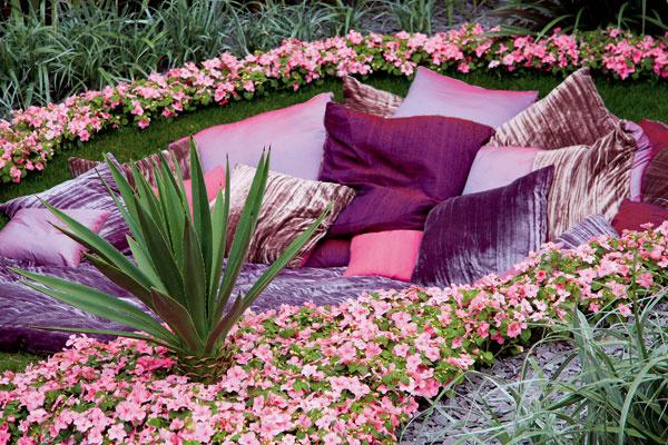 Trendy: Záhradné ležovisko
