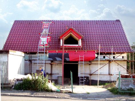 Návrh a realizácia šikmej strechy TOPDEK