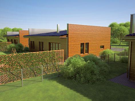 Dom vhodný na svojpomocnú výstavbu