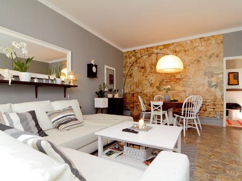 Moderná obývacia izba za pár korún